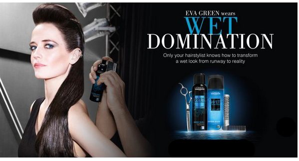 Wet Domination Loreal Professionnel